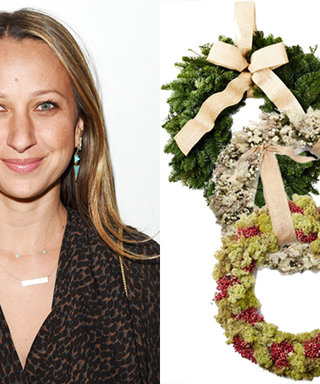 Deck the Halls! Hollywood's Go-To Jeweler, Jennifer Meyer, Debuts Three Exclusive Wreaths with One Kings Lane