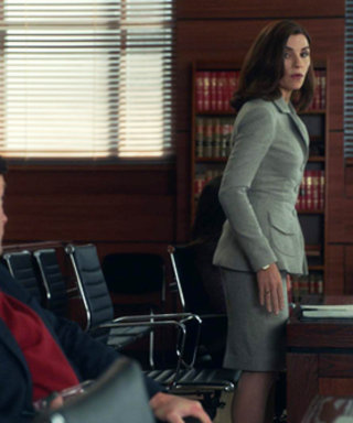 The Good Wife Work Outfit Inspo of the Week: A Flared Jacket Works for You!