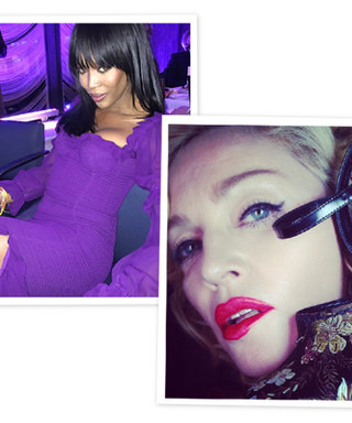 The Best Weekend Celebrity Instagrams, from Naomi Campbell's #OOTD to Madonna's Lust for Prada