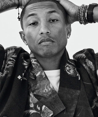 InStyle's Shining Stars: Behind the Scenes with Pharrell Williams and from One Hand to Another