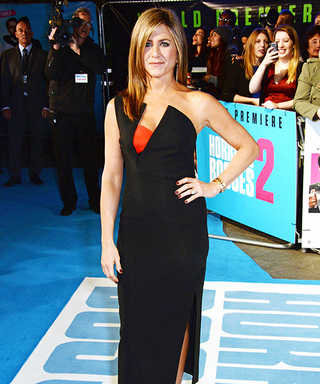 Jennifer Aniston Is Hot, Hot, Hot at the World Premiere of Horrible Bosses 2
