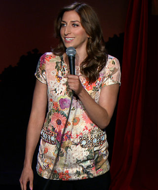 Brooklyn Nine-Nine's Chelsea Peretti Explains Why It's So Freakin' Hard for a Stand-Up Comedian to Pick an Outfit