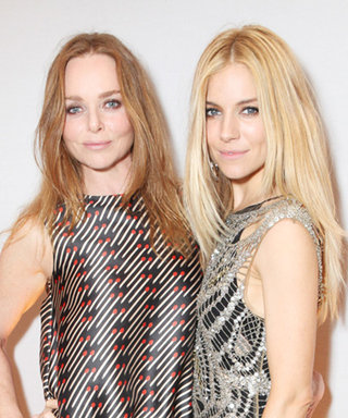 Stella McCartney, Sienna Miller Donate Items to New Red Cross Pop-Up Shop