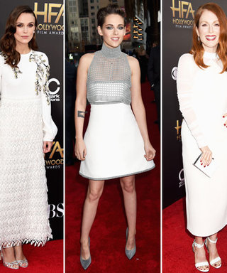 White Hot! See Kristen Stewart, Keira Knightley and Julianne Moore At the Hollywood Film Awards