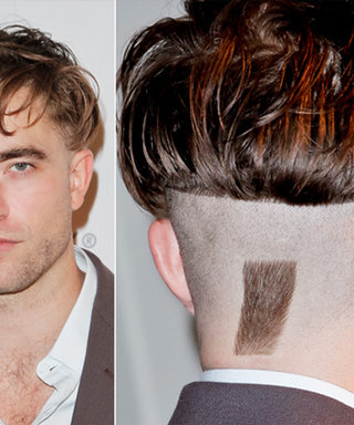 Robert Pattinson Debuts a Dramatic New 'Do! How Do You Like His New Look?