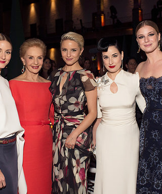 Everyone Agrees: Carolina Herrera Is Always the Chicest Woman in the Room