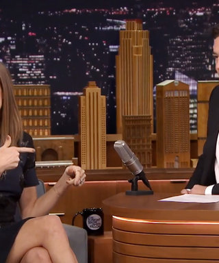 Watch Allison Williams Teach Jimmy Fallon How to Fly Like Peter Pan!