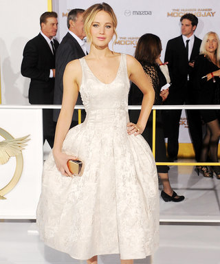 Hunger Games Fashion: Jennifer Lawrence Wears Two Smokin' Hot Looks In One Night