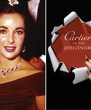#RocksMyWorld: The Denver Art Museum's Cartier Exhibition Includes Treasures from the Collections of Elizabeth Taylor, Grace Kelly, Barbara Streisand and Many More Stars