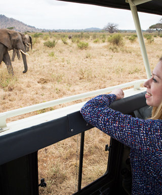 Chelsea Clinton Turns to the Fashion Industry for Help With the Elephant Poaching Crisis