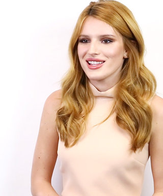 Watch Bella Thorne Dish On Her New Book, Thanksgiving Dinner and More During a Game of 'Think Fast!'