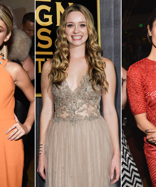 Go Inside InStyle + HFPA's Miss Golden Globe 2015 Reveal Party