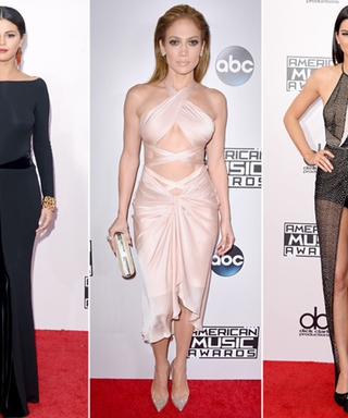 See All the Best Looks from the AMAs Red Carpet!
