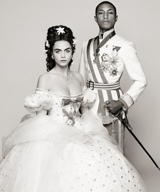 Cara Delevingne and Pharrell Williams Sing a Duet for Chanel's Latest Short Film