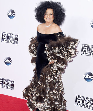 As if There Was Any Doubt: Diana Ross Proved Her Music Legend Status at the 2014 AMAs
