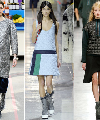 #HowToWearIt: Quilted Fabric