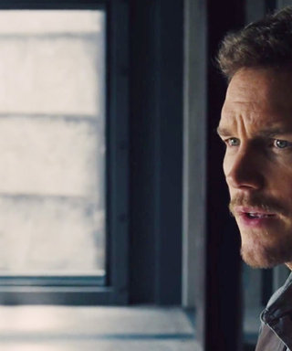 Chris Pratt Shows Off His Sexy Side in the First Jurassic World Trailer—Watch Here!
