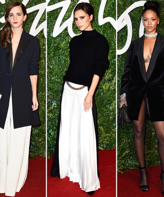 See All the Best Looks from the 2014 British Fashion Awards Red Carpet
