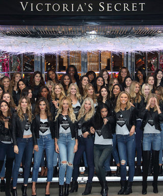 The Victoria's Secret Angels (Plus BFF Taylor Swift) Take Over Londontown