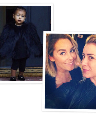 From the Laguna Beach Reunion to Adorable North West, the Best Celebrity Instagrams from Thanksgiving Weekend