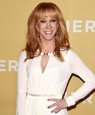 It's Official: Kathy Griffin Will Host E!'s Fashion Police