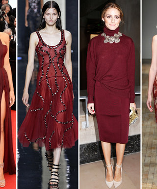 See Stars in Marsala, Pantone's 2015 Color of the Year