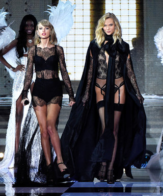 Taylor Swift and Karlie Kloss Hold Hands on the Runway! All the Must-See Moments from the Victoria's Secret Fashion Show