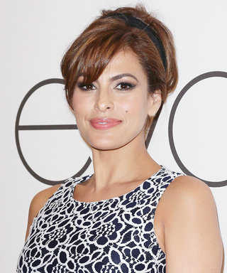 "Eva Mendes Opens Up About Being a New Mom: ""It's the Best"""