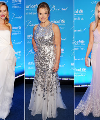Stars Sparkled for a Cause at the 10th Annual UNICEF Snowflake Ball