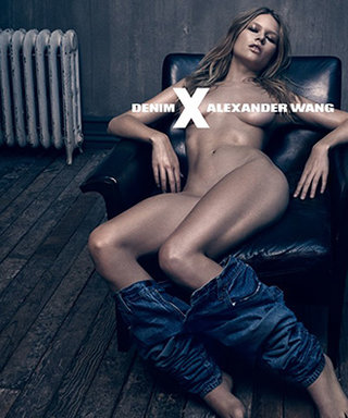 He's Bringing Sexy Back! Alexander Wang Announces Denim Line with a NSFW Ad Campaign