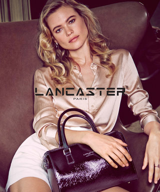 Behati Prinsloo Takes Over for Karlie Kloss as the Face of Lancaster Paris