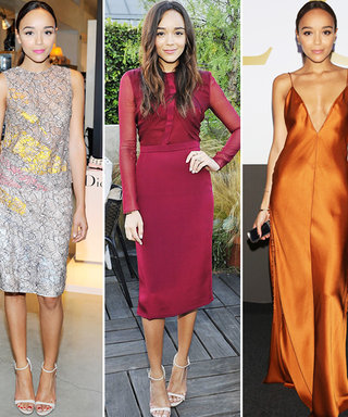 Happy 33rd Birthday, Ashley Madekwe! See Her Most Stylish Moments