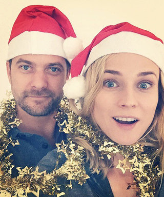 Lunchtime Links: Diane Kruger and Joshua Jackson Pose for the Perfect Holiday Selfie, Plus More Must-Reads