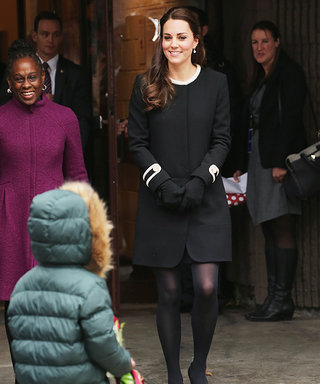Kate Middleton Channels Her Inner New Yorker in a Chic All-Black Ensemble