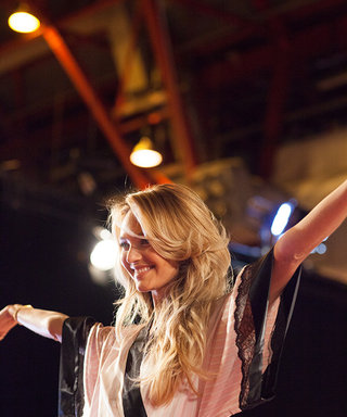 Go Behind the Scenes with Candice Swanepoel at the Victoria's Secret Fashion Show