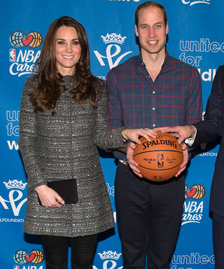 Kate Middleton Opts for Casual Chic to Meet Beyoncé and Jay Z at the Nets Game