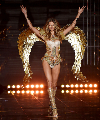 That's a Wrap! Here Are the 22 Sexiest Moments from the Victoria's Secret Fashion Show
