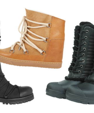 Super-Stylish Snow Boots That Kick Winter to the Curb