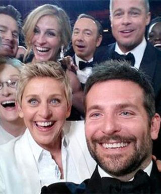 Ellen DeGeneres Officially Has the Most Retweeted Tweet of the Year