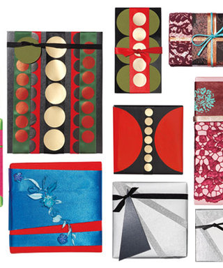 Gift Wrapping Gifs: Make Your Presents Runway-Ready With These Fashion-Inspired how-tos