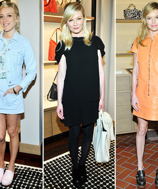 Coach, Chloë Sevigny, and Kate Bosworth Are Making Clogs Happen