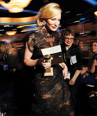 Relive the Best Backstage Moments from the 2014 Golden Globe Awards