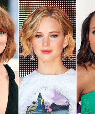 The Style 100: The Lob Reigned Supreme Over All Other Celebrity Hairstyles in 2014