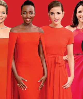 The Style 100: 2014 Was the Year of the Really Red Red Carpet