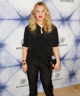 Drew Barrymore Is in No Rush to Slim Down After Having Two Children