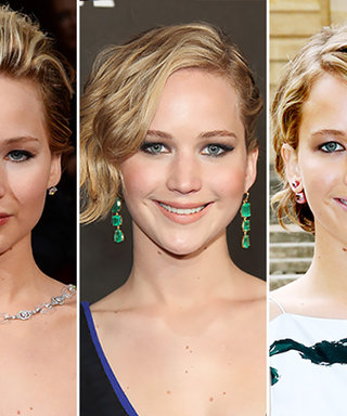 Jennifer Lawrence Was InStyle's Most Popular Hair Try-On of 2014