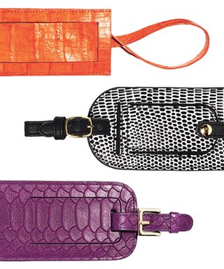 Must-Have Holiday Gifts: The Luxe Luggage Tag