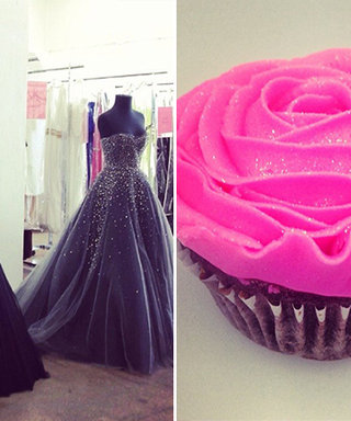 From Cupcakes to Couture, See InStyle's 14 Most-Liked Instagrams of 2014