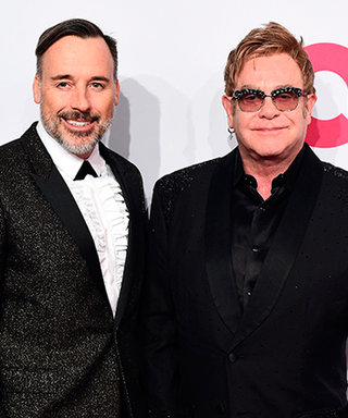 Elton John and David Furnish Are Married! See Photos from Inside Their Wedding