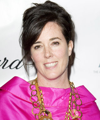 Fashion Designer Kate Spade Celebrates Her Birthday